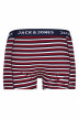 ACCESSORIES BY JACK & JONES Boxers rouge JACALYA TRUNKS NOOS_LIPSTICK RED img2