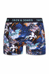 ACCESSORIES BY JACK & JONES Boxers brun JACCONNER TRUNKS_PORT ROYALE img2