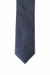 ACCESSORIES BY JACK & JONES Cravates gris JACCUBA TIE_JET SET img2