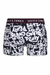 ACCESSORIES BY JACK & JONES Boxers zwart JACHELMUT TRUNKS_BLACK img2