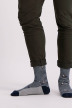 ACCESSORIES BY JACK & JONES Chaussettes bleu JACHISTORY SOCKS_NAVY BLAZER img1