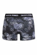 ACCESSORIES BY JACK & JONES Boxers noir JACRAFT TRUNKS NOOS_BLACK img2