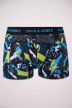 ACCESSORIES BY JACK & JONES Boxers jaune JACSTREAM TRUNKS NOO_BLAZING YELLOW img1