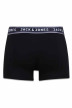 ACCESSORIES BY JACK & JONES Boxers noir JACTOMMY TRUNKS NOOS_BLACK img2