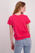 JACQUELINE de YONG T-shirts (manches courtes) rose JDYWEEKDAY SS TOP EX_BEETROOT PURPLE img3