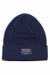 ACCESSORIES BY JACK & JONES Mutsen blauw JJDNA BEANIE_NAVY BLAZER img1