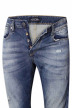 JACK & JONES JEANS INTELLIGENC Jeans slim denim JJGLENN ICON_BL670 img6