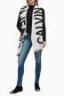 Calvin Klein Echarpes noir K60K605827_BAE BLACK img3