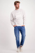 Diesel Jeans tapered denim LARKEE BEEX_084QQMID BLUE img2