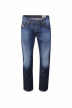 DIESEL Jeans straight denim LARKEE_0823GDARK BLUE img1
