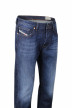 DIESEL Jeans straight denim LARKEE_0823GDARK BLUE img5