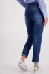 Little Fortune by Yentl Jeans 7/8 bleu LIF YOSHI JEANS S18_DENIM img3