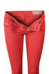 Diesel Pantalons colorés orange LIVIER COLOR_41WORANGE img6