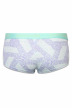 PIECES Shorty multicoloré LOGO LADY BOXER14130_MOONLIGHT JADE img2