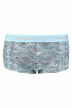 PIECES Shorty LOGO LADY BOXER14225_MOONLIGHT JADE img1