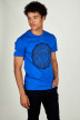 SUPERDRY T-shirts (manches courtes) bleu M1010372A_BFZ EAGLE BLUE img2