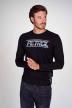 Petrol T-shirts (lange mouwen) zwart M3000SPTLR300_9999 BLACK img2