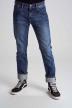 Le Fabuleux Marcel De Bruxelles Jeans straight denim MDB184MT 003_LIGHT DENIM img1