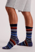 Petrol Chaussettes rouge MFW18SOC902_3051 BIKING RED img1