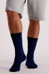 Petrol Chaussettes gris MFW18SOC904_9080 STEAL MELE img1