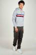 Tommy Jeans Sweats avec capuchon gris MW0MW14542_PG5 MEDGREYHEAT img1