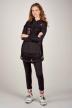Guess® Sweaters met kap zwart O0BA54KA3A0_JBLK JET BLACK img2