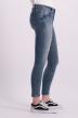 ONLY Jeans skinny denim ONLALBA REG SK ANK_BL203MED B DES img4
