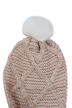 ONLY Echarpes rose ONLASTA KNIT SC_CAMEO ROSEWH img2