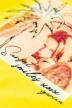 GARCIA Girls tops t-shirt uni korte mouw jaune P04401_2690 FIRE YELLO img2