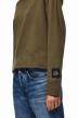 Pepe Jeans Sweats avec capuchon vert PL580907_765 KHAKI GREEN img5