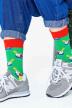 Happy Socks Sokken multicolor POK017300_POKE BOWL img3