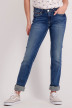 Tommy Jeans Jeans straight denim SANDY_911ROYAL BLUE img1