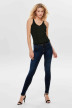 ONLY Jeans skinny denim SKINNY REG ULTIMATE_PIM201DARKBLUE img1