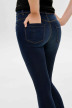 ONLY Jeans skinny denim SKINNY REG ULTIMATE_PIM201DARKBLUE img4