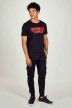 STRANGER THINGS T-shirts (korte mouwen) zwart STT3053_BLACK img2
