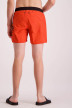 ZEB Style Lab Zwembroeken rood WK SWIMSHORT S18_RED img3