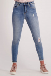 ONLBLUSH ANKLE RAW_REA333LBLUEDES