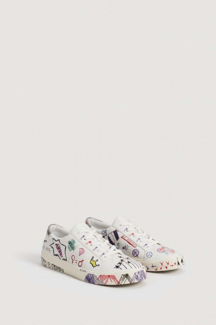 Sneakers - WIT