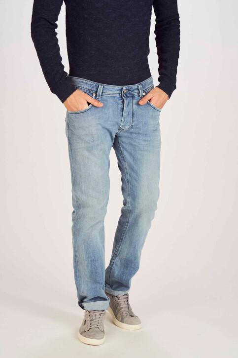DIESEL Jeans straight denim 00C06 081AL_081AL LIGHTBLUE img1