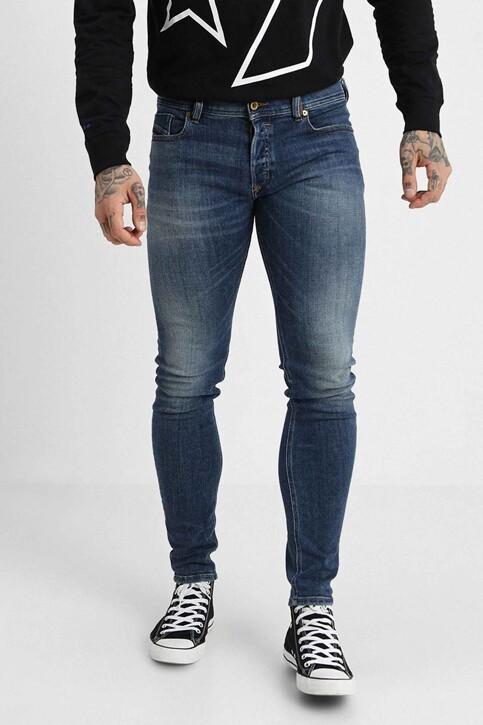 DIESEL Jeans skinny denim 00S7V 082AB_082AB MBLUEWASH img1