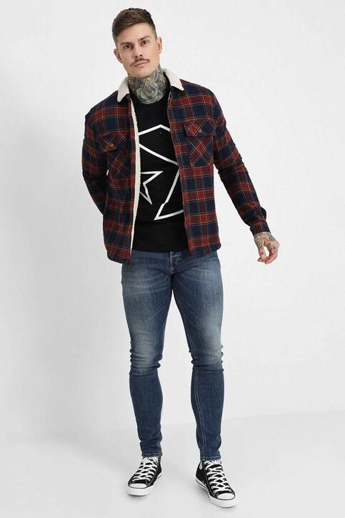 DIESEL Jeans skinny denim 00S7V 082AB_082AB MBLUEWASH img2