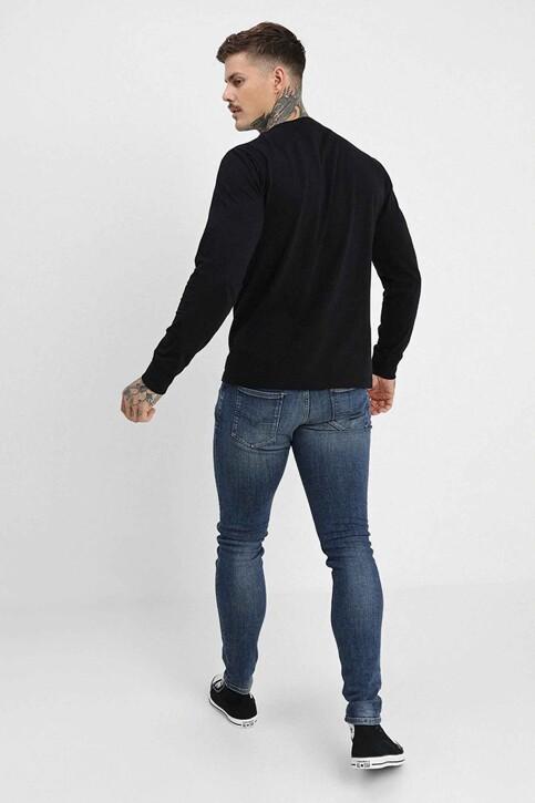 DIESEL Jeans skinny denim 00S7V 082AB_082AB MBLUEWASH img3