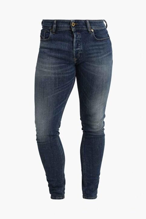 DIESEL Jeans skinny denim 00S7V 082AB_082AB MBLUEWASH img4