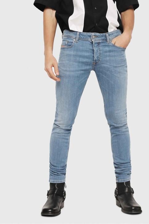 DIESEL Jeans skinny denim 00S7V 086AK_086AK LIGHTBLUE img1