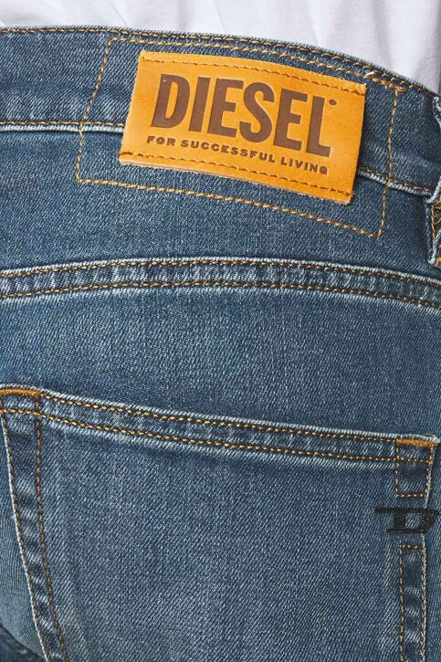 DIESEL Jeans slim denim 00SPW009EI_009EI LIGHT BLU img4