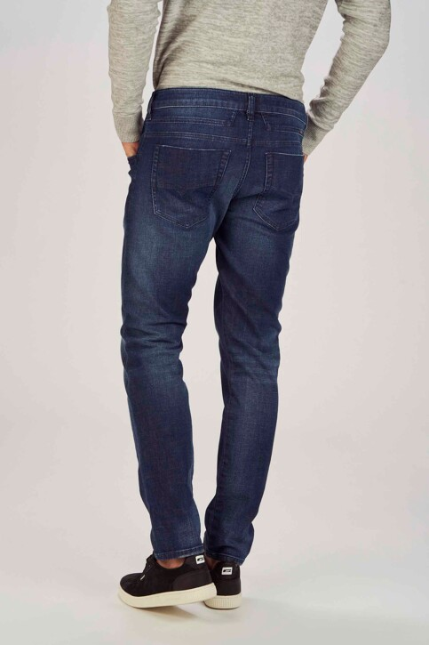 DIESEL Jeans tapered denim 00SSL 084GR_084GR MIDBLUE img2