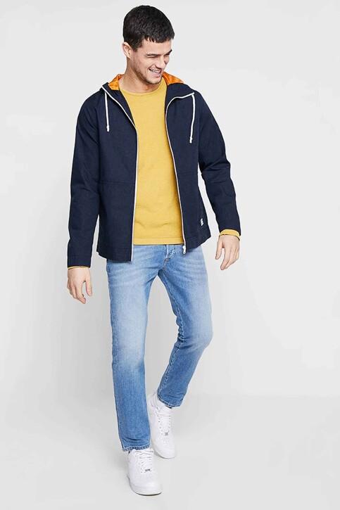 DIESEL Jeans tapered denim 00SSL 087AQ_087AQ LIGHT BLU img2