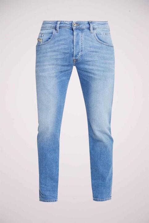 DIESEL Jeans tapered denim 00SSL 087AQ_087AQ LIGHT BLU img4