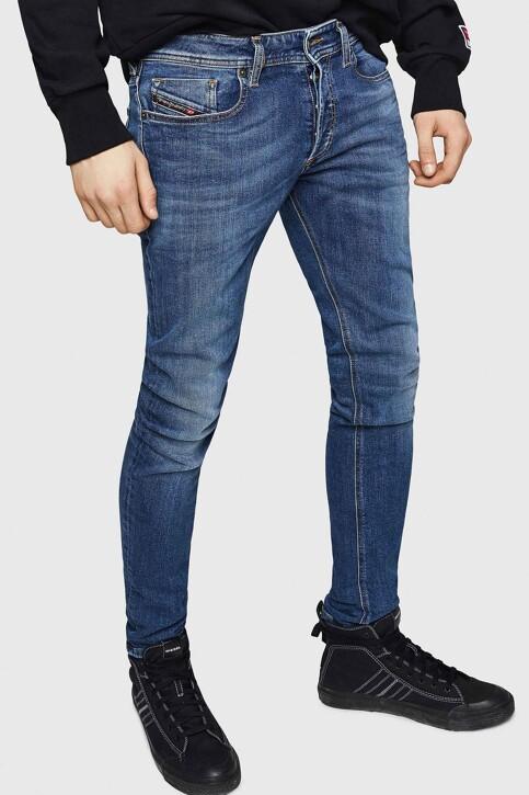 DIESEL Jeans skinny denim 00SWJ 069FZ_01 LIGHT BLUE img1