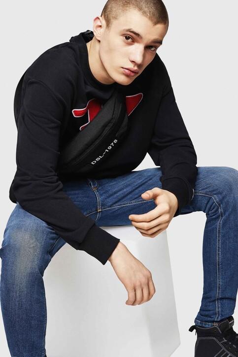 DIESEL Jeans skinny denim 00SWJ 069FZ_01 LIGHT BLUE img2